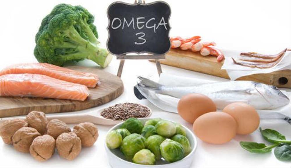 12 loại thực phẩm giàu omega-3