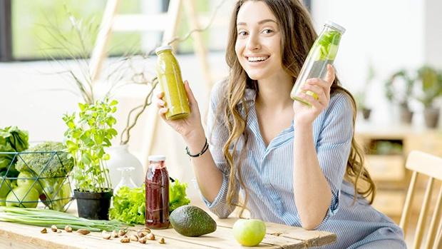 Những thức uống nên có trong chế độ giảm cân lành mạnh | VIAM